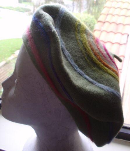Left profile