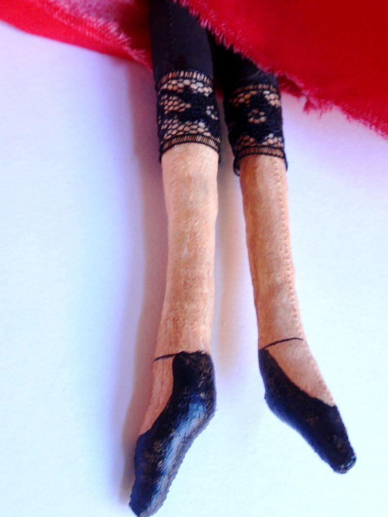WIP legs