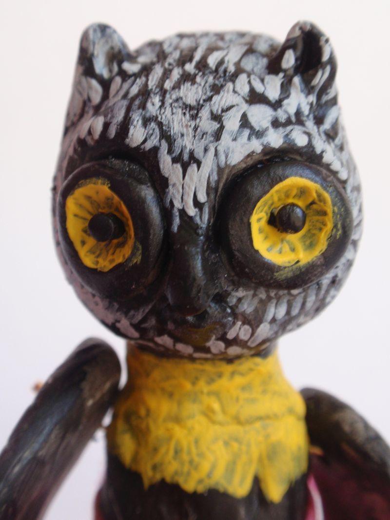 Owlette full face