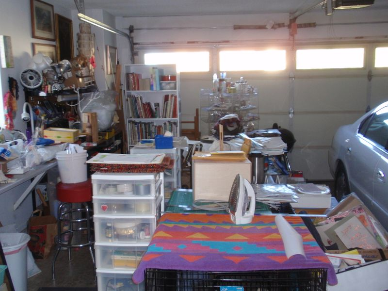 Garage studio, 1