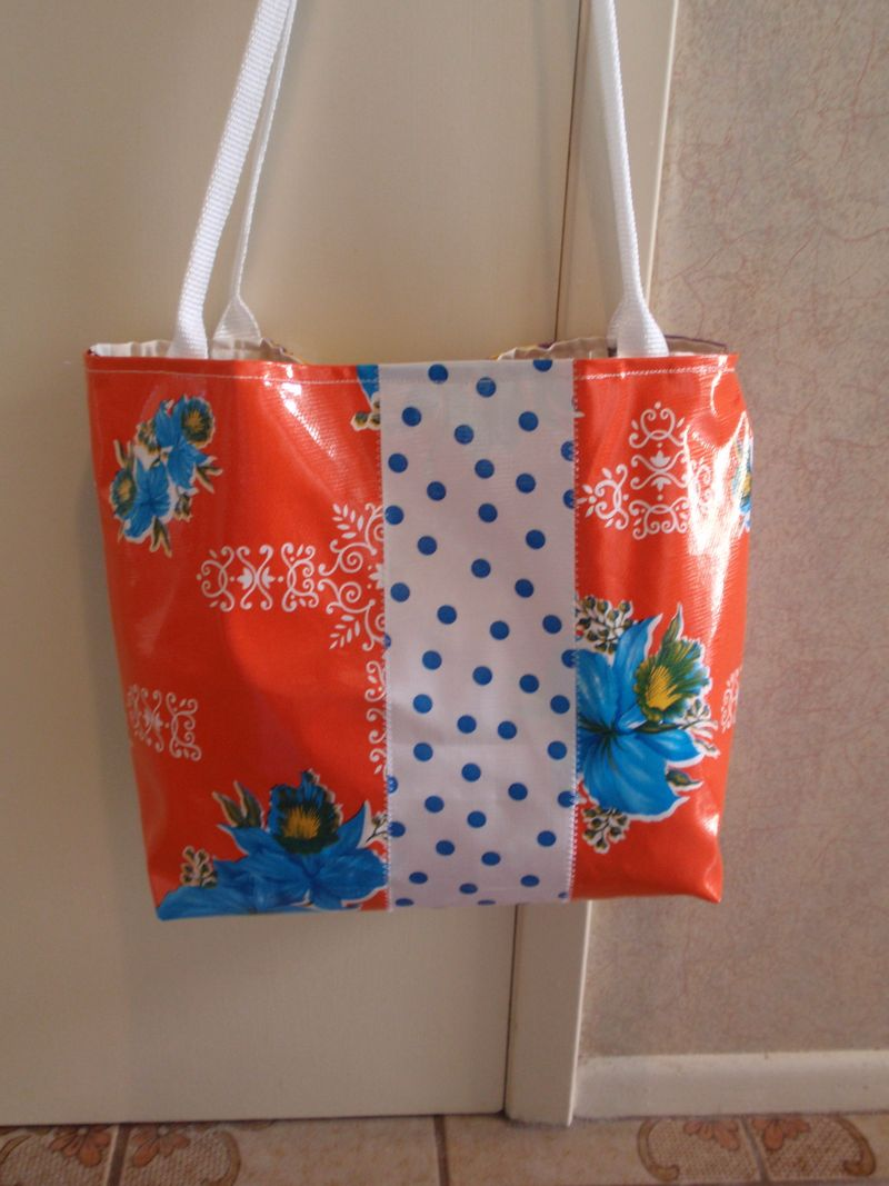 Oilcloth, side A
