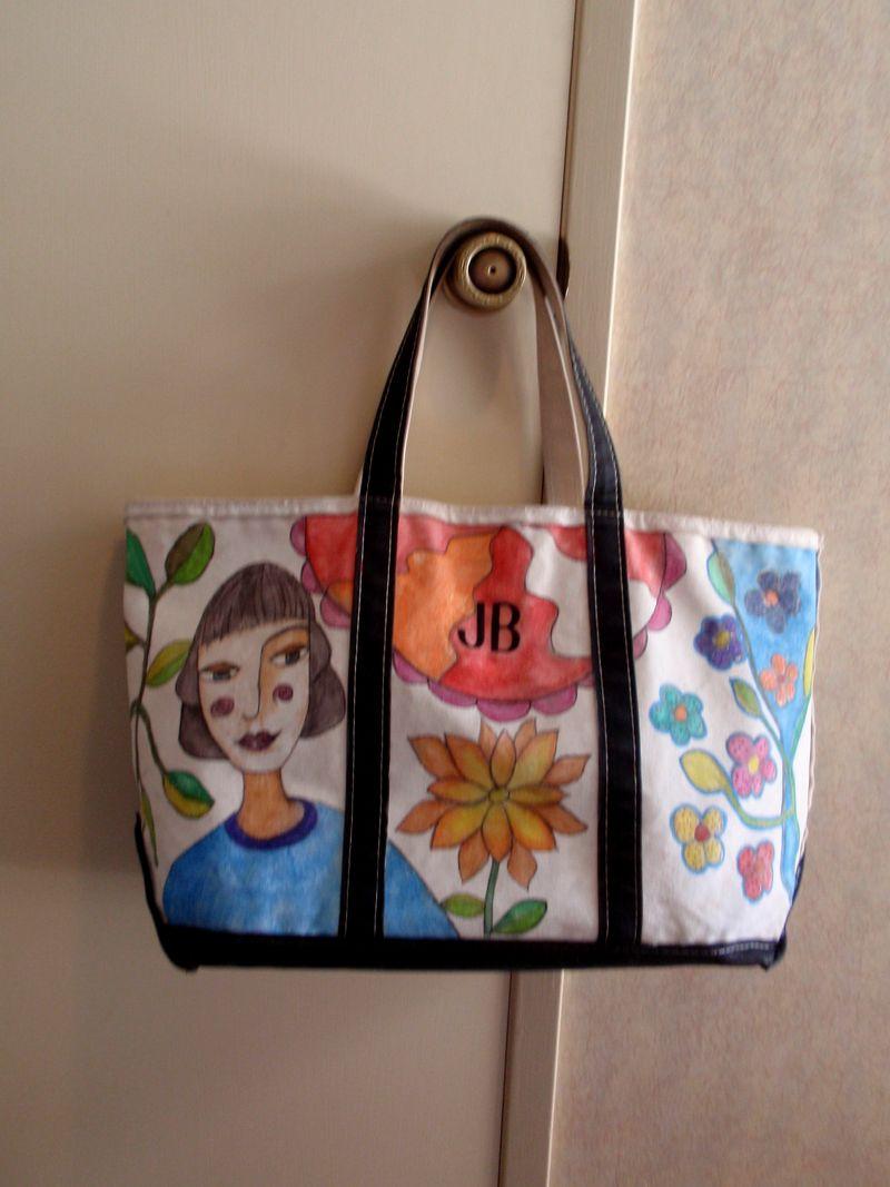 Jb bag, side b