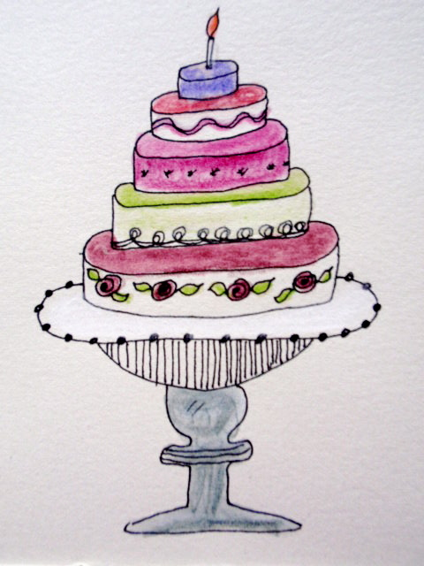 Everyone has a birthday, let's all eat cake