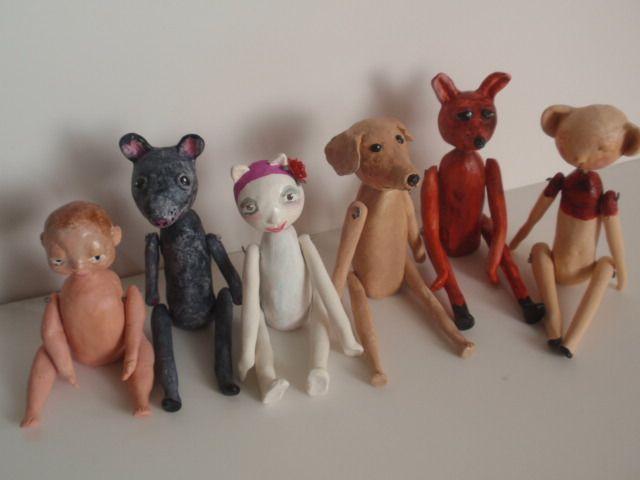 WIP dolls