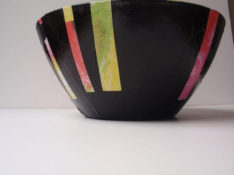 Outside bowl