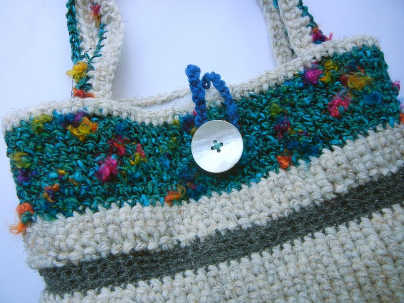 Detail of bag