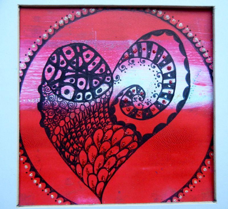 Valentine Mandala