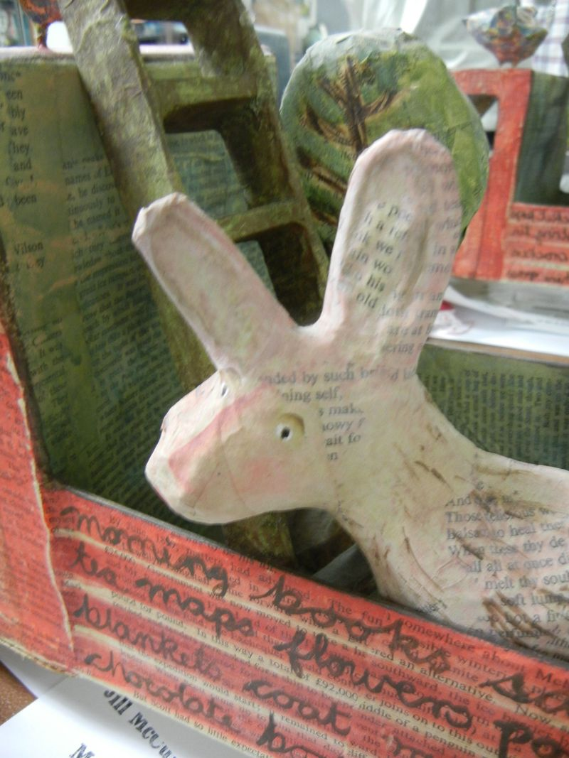 Julie arkell bunny