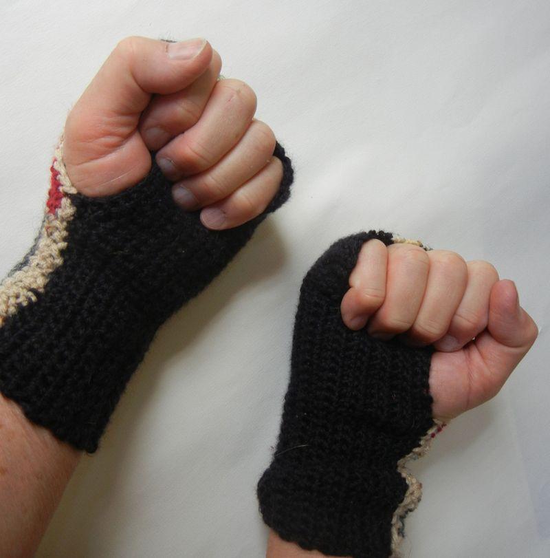 Fist warmers