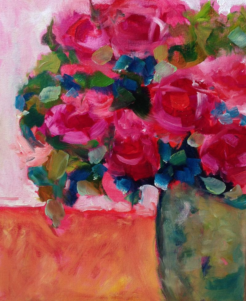 Roses From  Paris